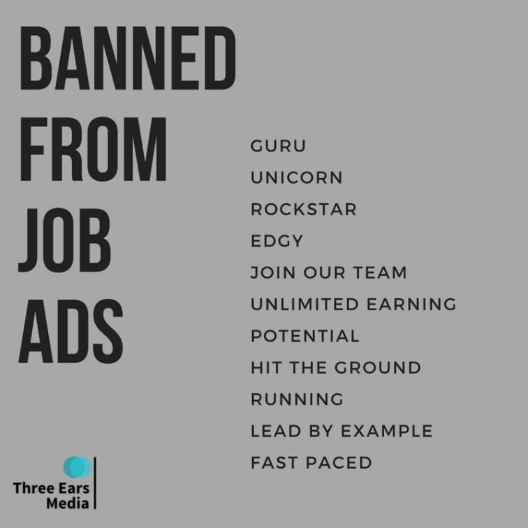 Banned From Job Ads